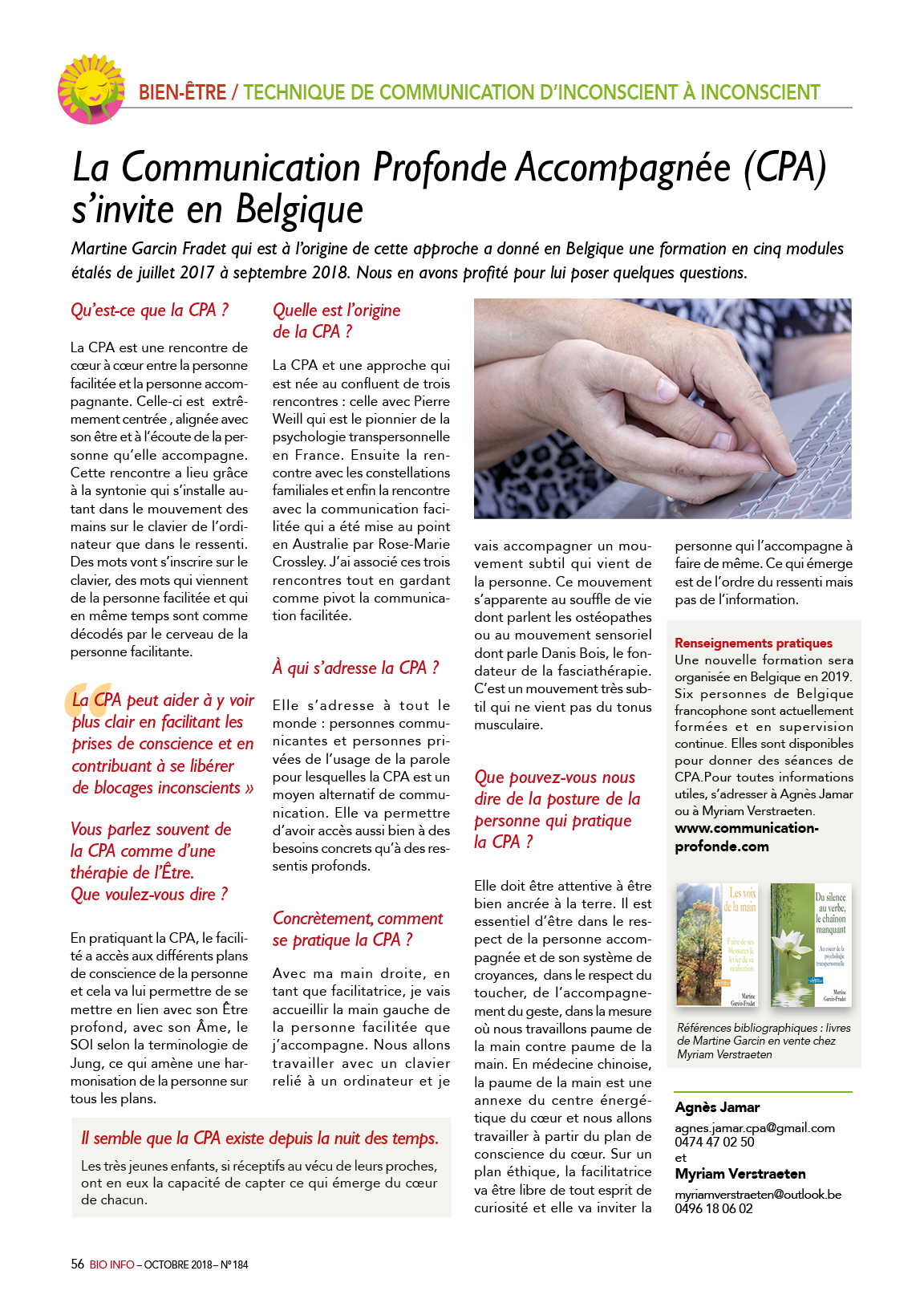 Article du Bioinfo